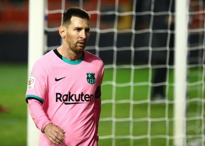 Messi tỏa sáng sau khi hoàn thành án treo giò