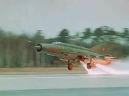MiG-21 của Việt Nam từng cất cánh bằng cách vô cùng độc đáo