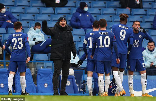 Chelsea chốt cái tên thay thế HLV Lampard