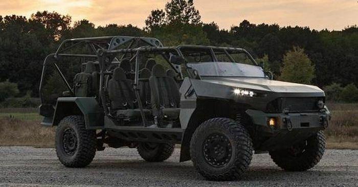 Lầu Năm Góc chê xe địa hình tấn công của Lục quân Mỹ