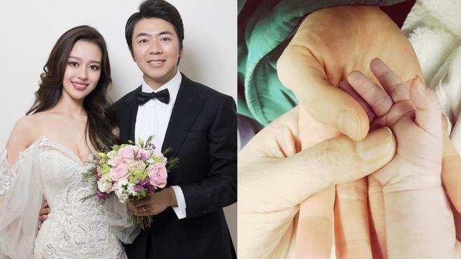 Vợ chồng 'hoàng tử piano' Lang Lang đón con đầu lòng