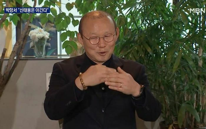 HLV Park tiếc nuối khi chưa được đối đầu Shin Tae-yong