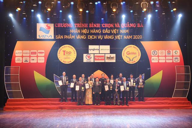 King Coffee đạt top 20 sản phẩm vàng – dịch vụ vàng Việt Nam 2020