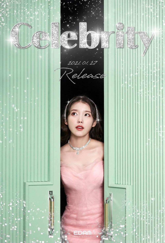 """IU gây bão mạng với """"Celebrity"""", phá đảo nhạc số Hàn"""