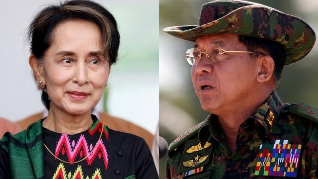 Quân đội Myanmar xoa dịu lo ngại đảo chính