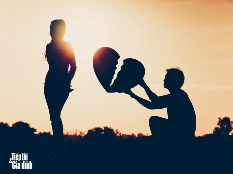 Tình yêu từ một phía không phải là tình yêu, mà là 5 điều này