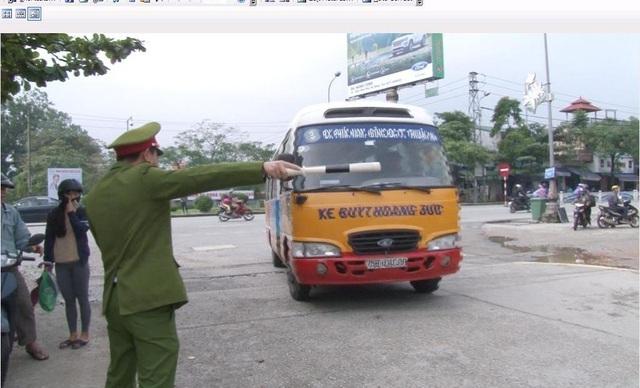 Thừa Thiên Huế tạm dừng vận chuyển hành khách đi Hải Dương, Quảng Ninh