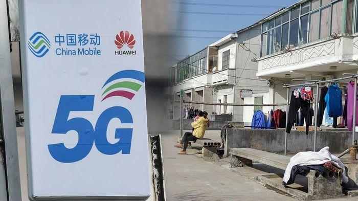 Ghé thăm ngôi làng 5G đầu tiên ở Trung Quốc: Đổ rác cũng phải quét QR
