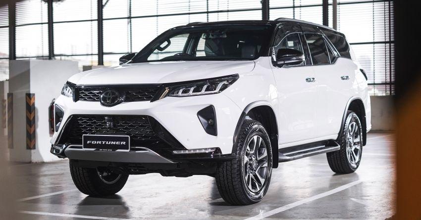 Toyota sẽ ra mắt trực tuyến hai mẫu Fortuner và Innova nâng cấp vào ngày 2/2