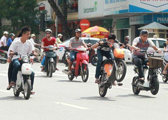 Vi phạm giao thông, học sinh bị xử lý về hạnh kiểm và kỷ luật