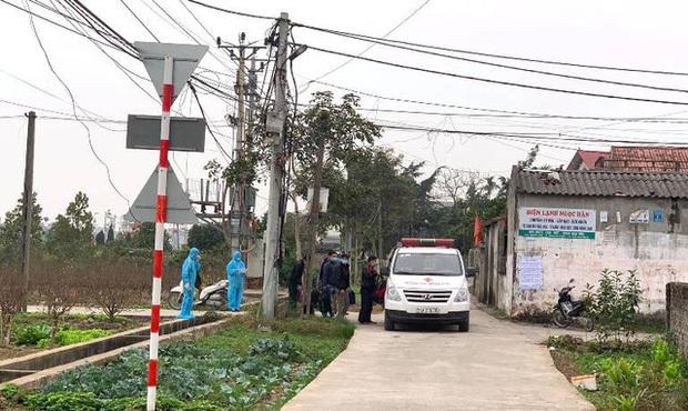 Ca bệnh đầu tiên tại TP. Hải Dương: Viếng 2 đám tang, chở khách đi Hà Nội