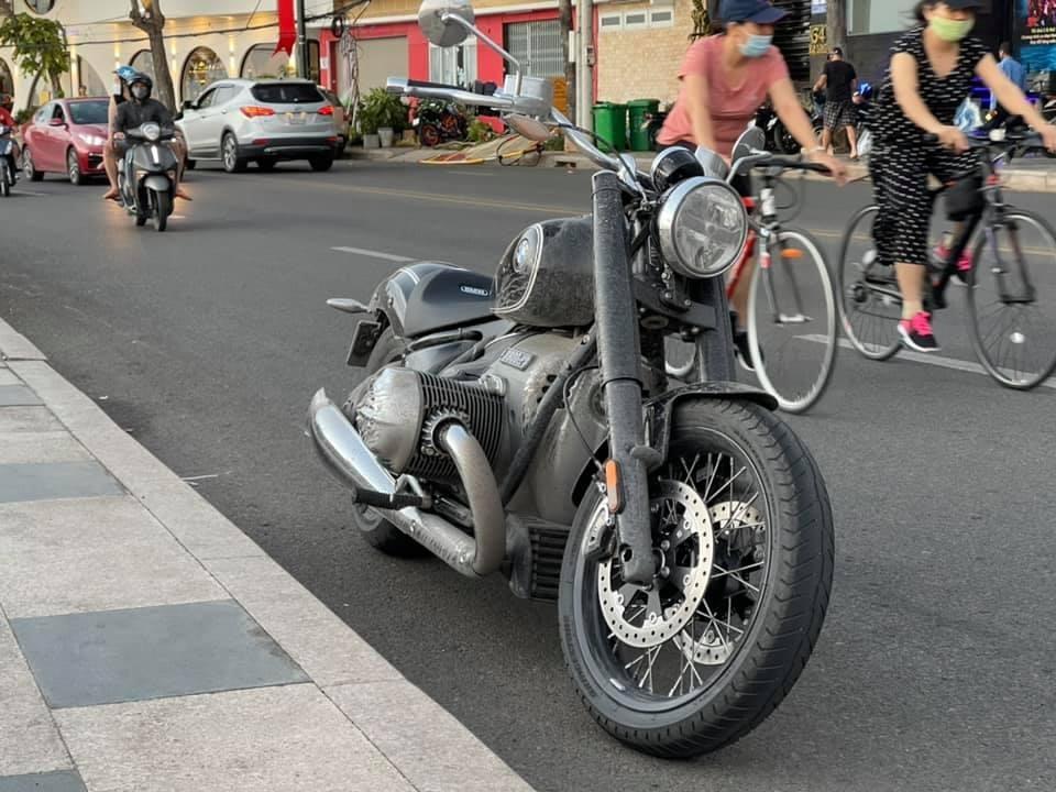 Người đầu tiên sở hữu mô-tô BMW R18 tại Việt Nam nói gì?