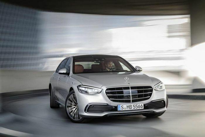 Mercedes S-class 2021 bị triệu vì lỗi liên quan đến thanh giằng bên trong xe