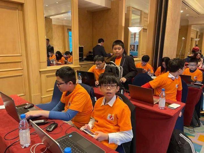 Olympic Toán và Khoa học Châu Á – Việt Nam giành 10 giải