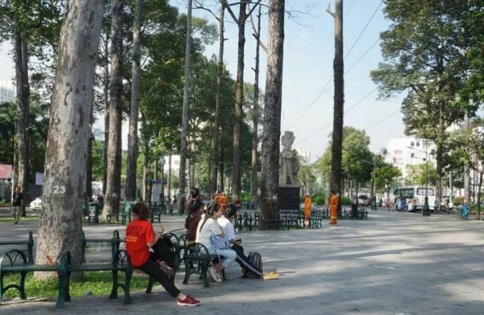 TP. HCM dự kiến có khoảng 30 công viên mới