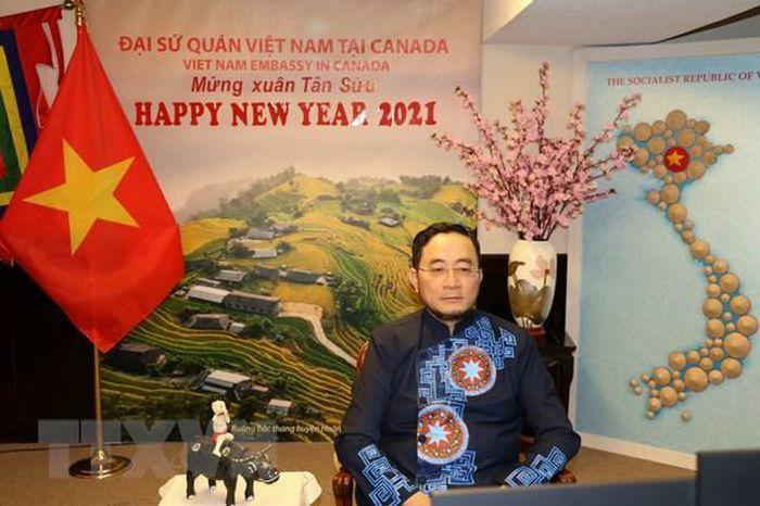 Canada đánh giá cao mối quan hệ hợp tác toàn diện với Việt Nam