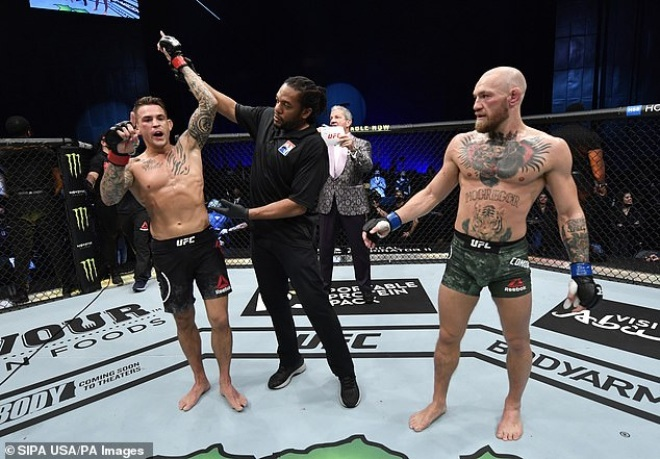 Nóng nhất thể thao sáng 29/1: Trận McGregor thua lọt top xem nhiều nhất UFC