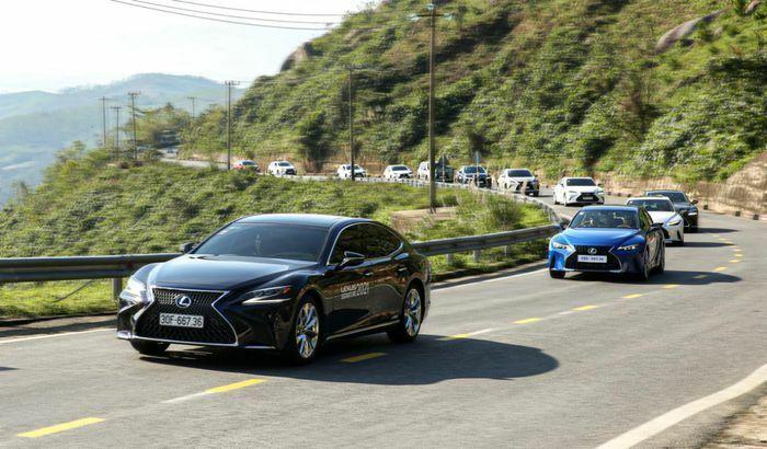 Lexus Signature 2021: Hành trình trải nghiệm tinh hoa đánh thức mọi giác quan