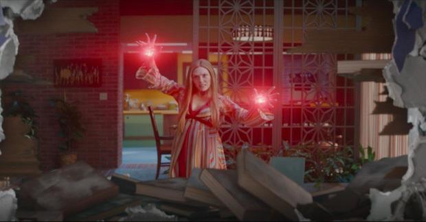 """Rò rỉ trích đoạn WandaVision tiết lộ chi tiết chấn động: Siêu nhân từ nhà X-Men nhập cuộc, Vision vừa sống dậy đã sắp bị """"hẹo"""" lần 2?"""
