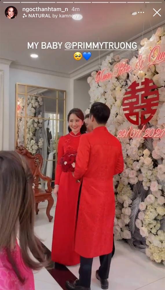 Dàn phù dâu toàn gương mặt cực phẩm tại đám cưới Phan Thành – Primmy Trương