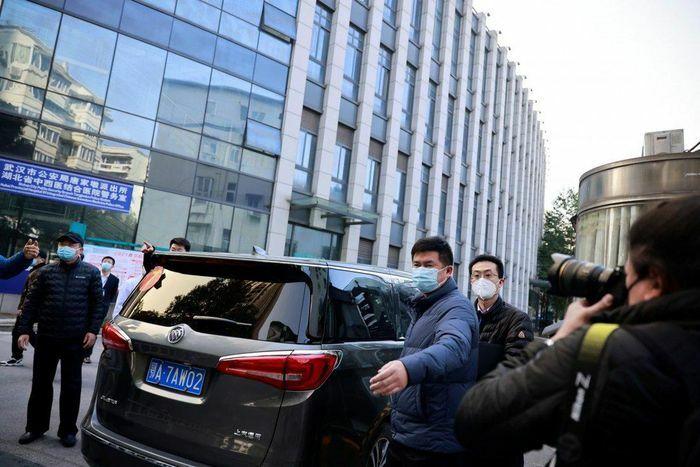 Chuyên gia WHO đến bệnh viện từng điều trị các ca mắc COVID-19 đầu tiên ở Vũ Hán