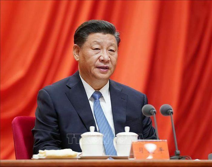 """Chủ tịch Trung Quốc nói cần lên kế hoạch cho """"thiên nga đen"""" và """"tê giác xám"""""""