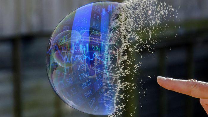 Cảnh báo bong bóng tài sản ngày càng xuất hiện nhiều hơn