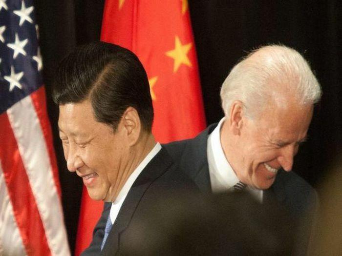 Ông Biden phát cảnh báo chủ nghĩa bành trướng Trung Quốc
