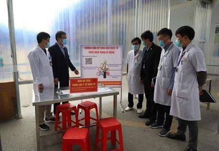 Bắc Ninh ghi nhận 1 người dương tính COVID-19 liên quan đến BN 1552