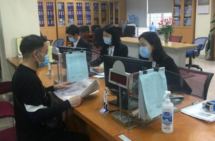 Tổng cục Thuế yêu cầu cán bộ đã đến vùng dịch làm việc online