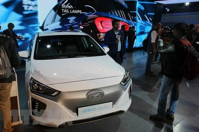Hàn Quốc chi hơn 25 triệu USD cho các dự án ô tô thân thiện và tự hành