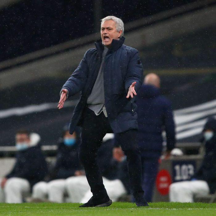 Mourinho chưa thể nâng tầm Tottenham