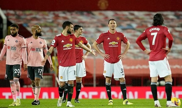 Man United đã bị tước oan bàn thắng?