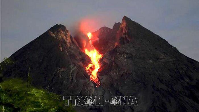 "Indonesia: Núi lửa Merapi ""thức giấc"""