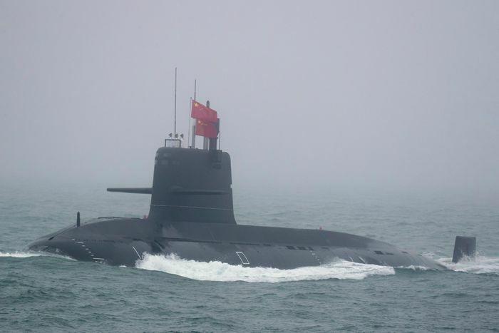 Mỹ quan ngại tên lửa đạn đạo JL-3 của Trung Quốc