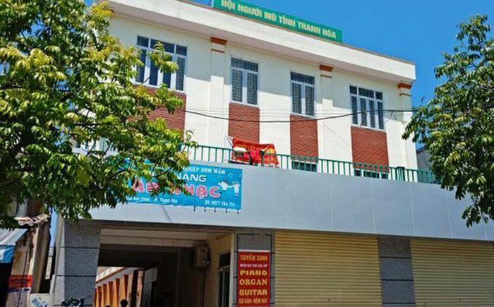 160 hội viên Hội Người mù ở Thanh Hóa không được hỗ trợ gạo ăn Tết