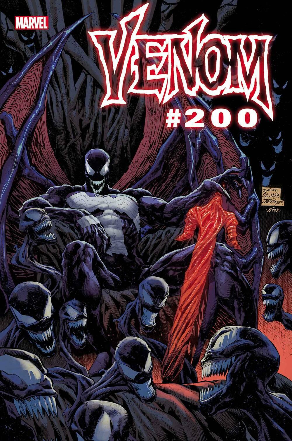 Venom lên làm vua Symbiote, trở thành chủ nhân của Necrosword mới?