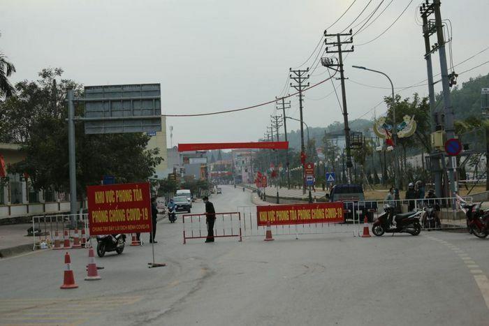 Quảng Ninh lập bệnh viện dã chiến số 3 đặt tại TP Hạ Long