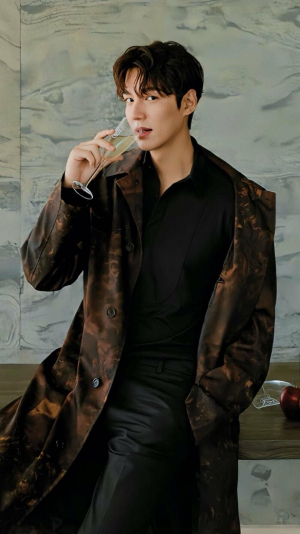 10 nam diễn viên Hàn được theo dõi nhiều nhất trên Instagram: Lee Min Ho có nắm chắc ngôi vương?