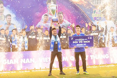 Chung kết Elite Sky Cup 2020: Ngôi Vương gọi tên FC Mobi