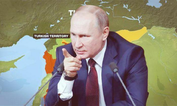 """3 cánh quân bí ẩn """"đánh úp"""" Thổ ở Idlib, Nga có cớ """"siết thòng lọng""""?"""