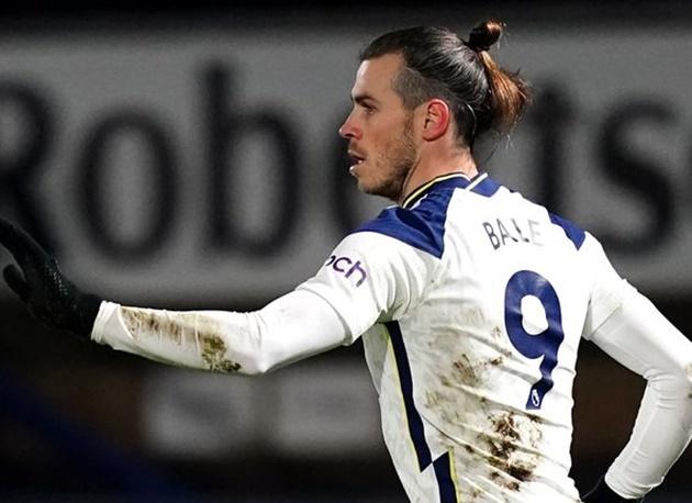 Ngược dòng vất vả, Mourinho nói lời thật lòng về Bale