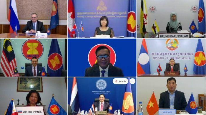 ASEAN – Nga tiếp tục thúc đẩy hợp tác thực chất và hiệu quả hơn
