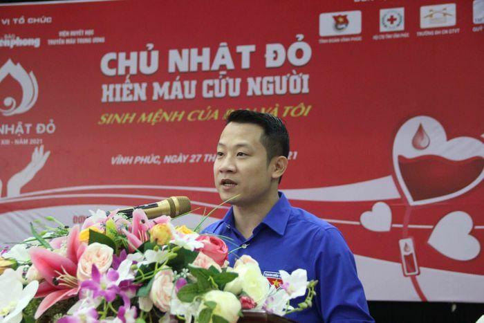 Chương trình Chủ nhật Đỏ lần thứ XIII năm 2021 tại tỉnh Vĩnh Phúc