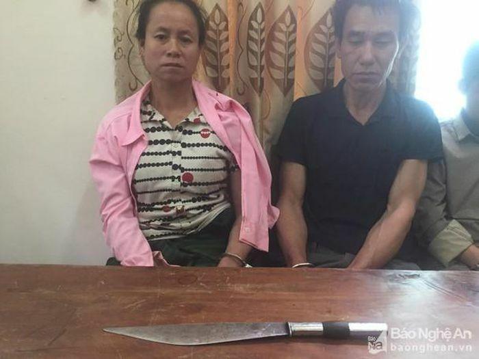Vợ bị bắt quả tang bán ma túy, chồng dùng dao tấn công cảnh sát để giải cứu