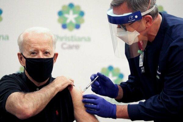 Số ca nhiễm Covid-19 theo ngày ở Mỹ giảm kỷ lục