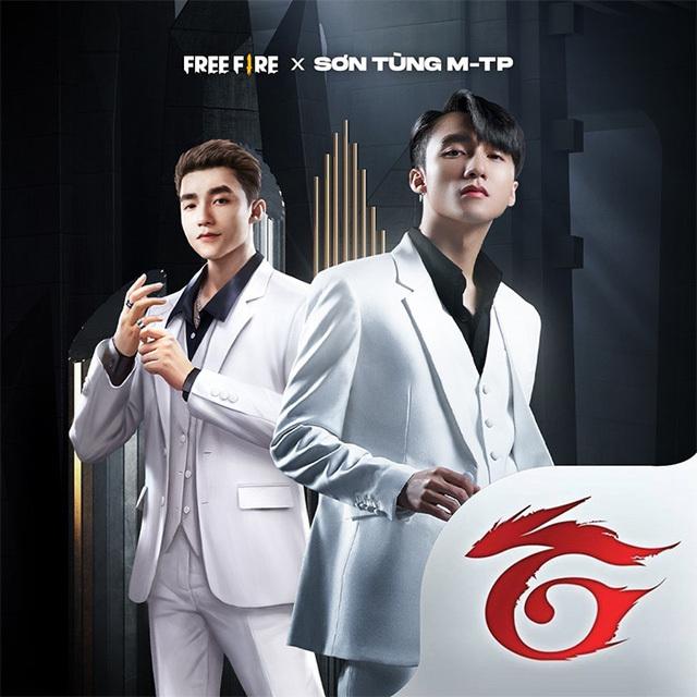"""Free Fire công bố dự án Skyler Sơn Tùng – MTP, đặc biệt có sự xuất hiện của một trong """"tứ hoàng streamer Việt"""""""