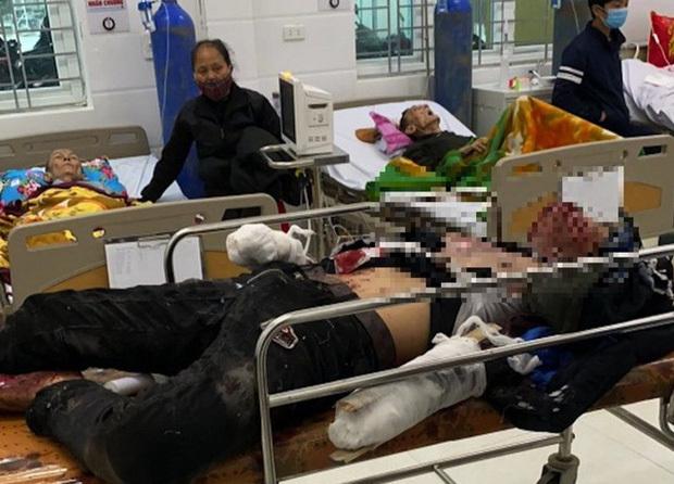 Nóng: 1 học sinh tử vong, 4 nam sinh trọng thương nghi do tự học chế pháo bằng thuốc nổ