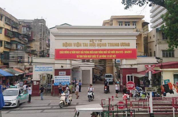 Bộ Y tế cảnh báo: Bệnh nhân COVID-19 số 1611 đến khám tại BV Tai Mũi Họng TƯ ngày 25/1