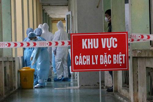 Lịch trình di chuyển của bệnh nhân mắc Covid ở Quảng Ninh